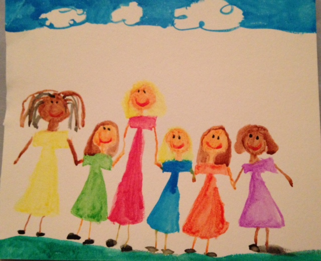 3rd grade girls 1