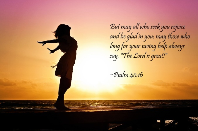 Psalm 4016woman-570883_1280 CC0